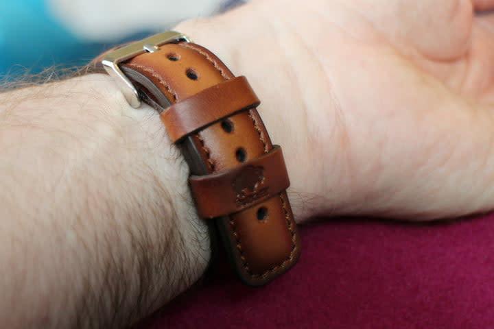 best Apple Watch straps Burkley Holo Strap
