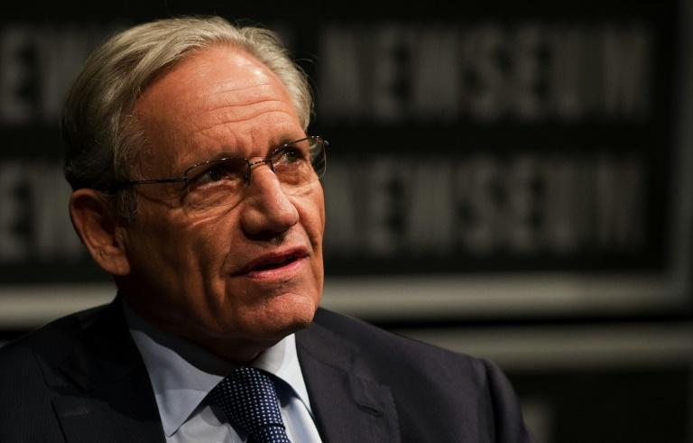 From Nixon to Trump: Bob Woodward, chronicler of US presidents