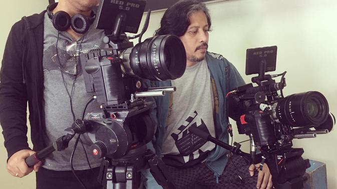 Rizal Mantovani. (Foto: Instagram @rizalmantovani)