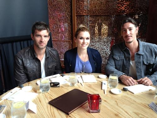 I Learned the Secret to 'Haven' at My Luncheon With the Cast at Comic-Con