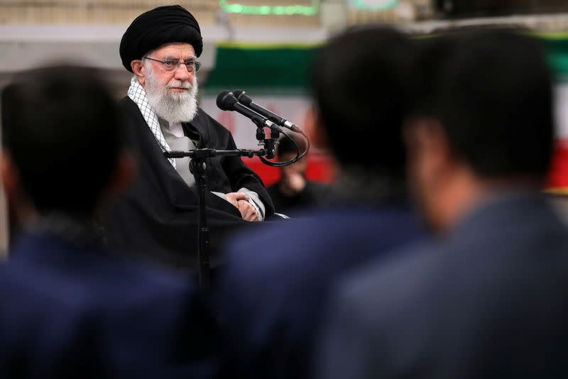 Khamenei says voting in Iran's election 'a religious duty'