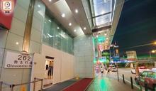 銅鑼灣父子商廈停車場遇襲 負傷折返辦公室求援