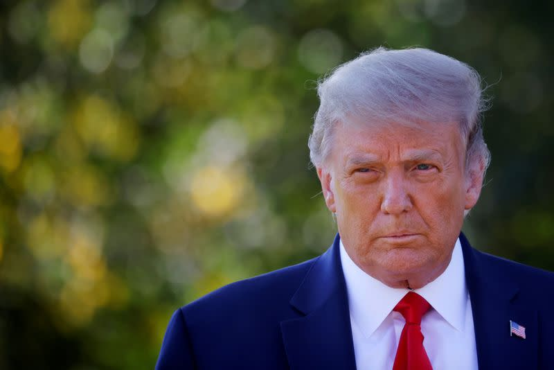 Older, overweight and male: Trump's COVID risk factors make him vulnerable