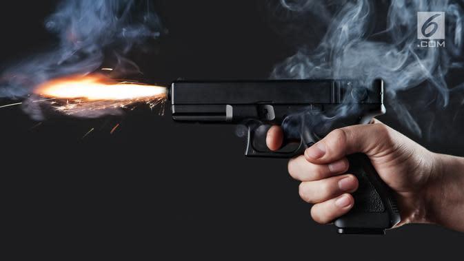 Polisi Tembak Bandar Narkoba asal Wonokromo Surabaya