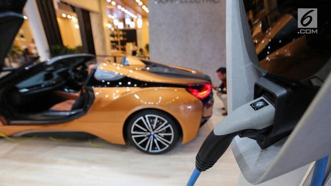 Pangsa Pasar Mobil Listrik Naik 3 Kali Lipat di Masa Pandemi