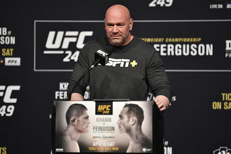 UFC 249 has been postponed indefinitely: Here's what you need to know