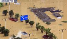 中國廣西恐出現暴雨 啟動洪水防禦IV級應急措施