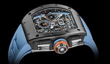 【錶壇焦點】RICHARD MILLE發表全新RM 11-05飛返計時GMT腕錶