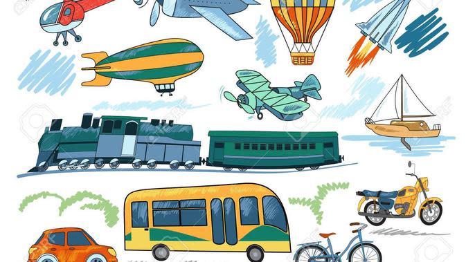 Mengenalkan Alat Transportasi Umum pada Anak Kini Bisa Lewat Frans Media Channel di Vidio