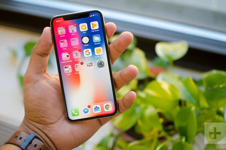 iPhone X plant global sales
