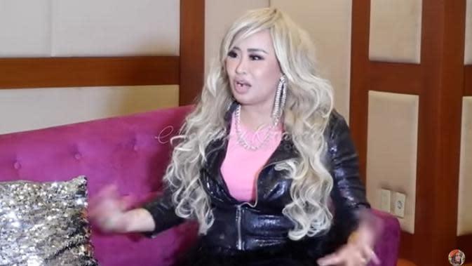 Pinkan Mambo (Youtube/ Melaney Ricardo)
