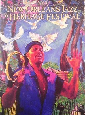 Celebrating New Orleans' Native Tongues: New Orleans Jazz & Heritage Festival – Weekend 1