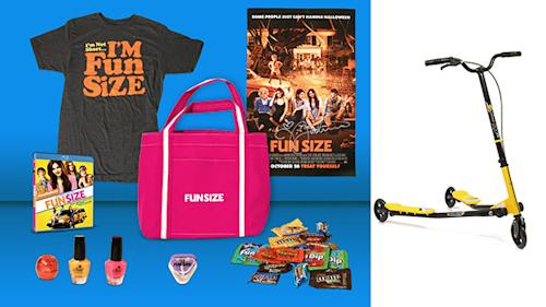 Yahoo! Movies Giveaway: 'Fun Size' Blu-ray Prize Pack