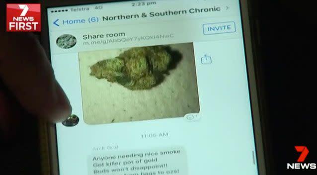 Weed in exchange for petrol': Facebook group selling drugs to school