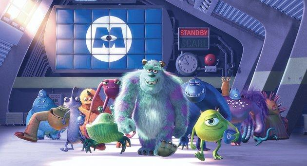 'Monsters Inc. 3D' Five Film Facts