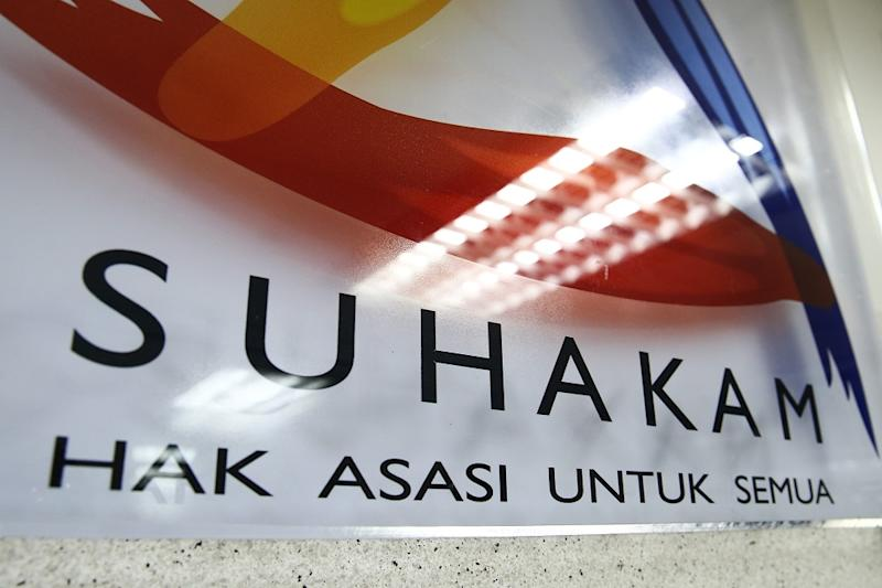 Suhakam was reportedly told that activist Joshua Hilmy had been the subject of an investigation by a religious authority. — Picture by Yusof Mat Isa