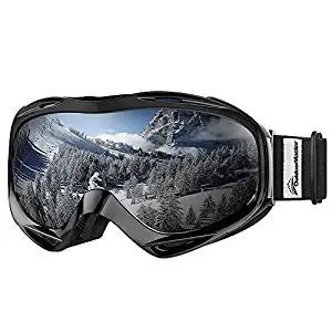 OutdoorMaster OTG Ski Goggles. (Photo: Amazon)