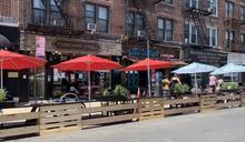 支持戶外用餐 白思豪再增6條「開放街道」