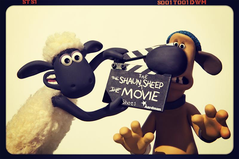 Cameras Roll On Aardman, Studiocanal's 'Shaun the Sheep Movie'