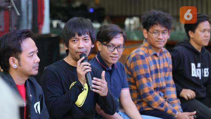 D'Masiv Rilis Lagu Daur Ulang 'Kala Sang Surya Tenggelam' Milik Chrisye