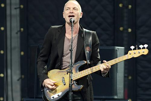 Sting's Musical 'The Last Ship' Is Broadway Bound