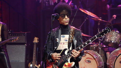 Prince Should Pay For Breaking Borrowed Guitar, Says Vernon Reid