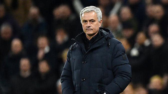 Jose Mourinho kembali melawan MU (AFP/Glyn Kirk)