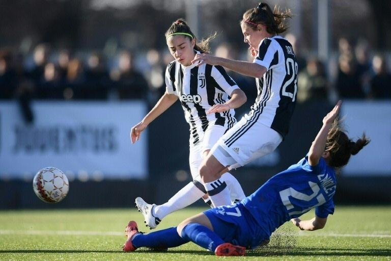 Juve women off the mark as Serie A returns in Italy after six months