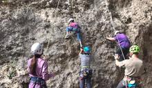 遊戲、攀岩… 展望會助弱勢兒少獲得充足營養與健康