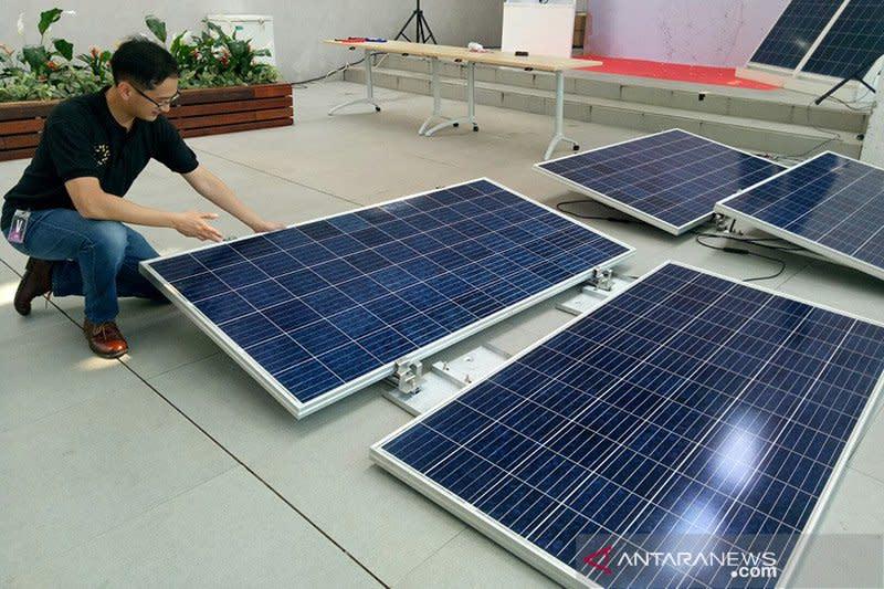 Balai riset Kemenperin optimalkan inovasi panel surya