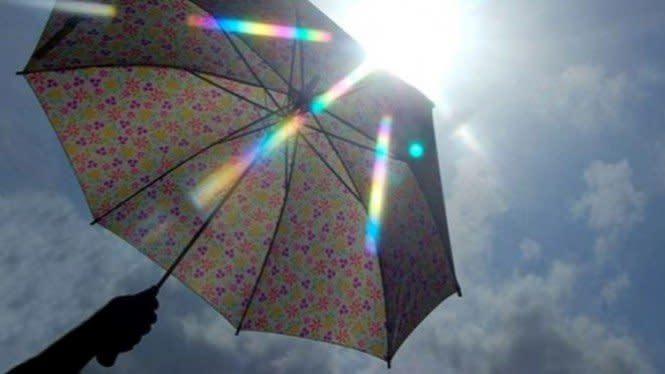 Prakiraan Cuaca BMKG: Jabodetabek Cerah Berawan Sepanjang Hari