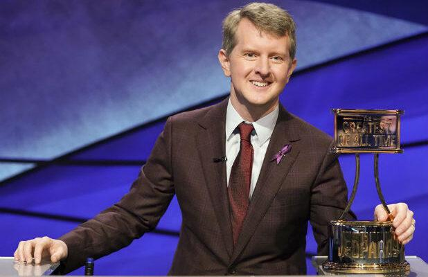 'Jeopardy! GOAT' Champion Ken Jennings Explains Why He Wagered $0 on Final Question (Video)