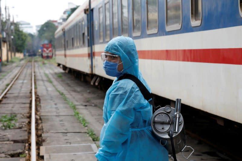 Vietnam katakan setengah kontrak ekspor makanan laut dibatalkan, karena virus corona