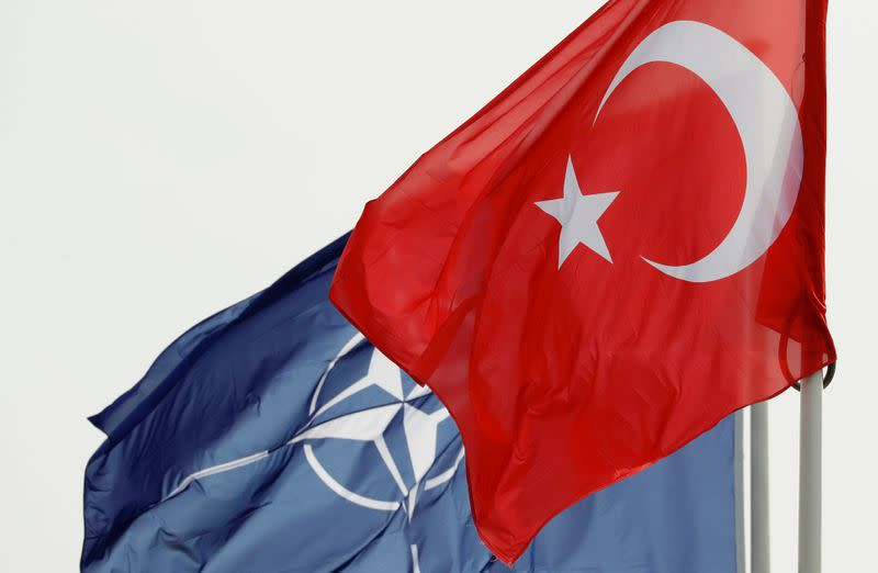 NATO keeps France-Turkey probe under wraps as tempers flare