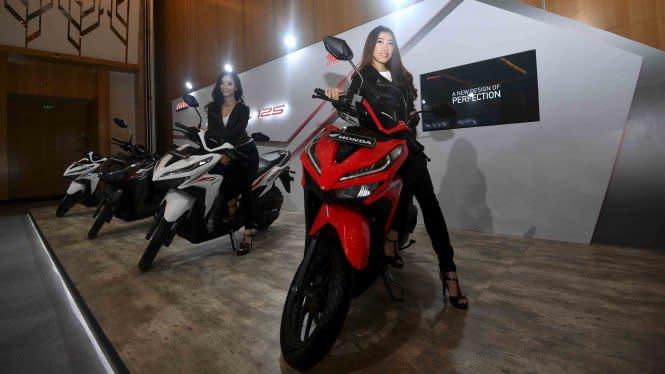 Honda Lagi Sibuk Nyiapin Vario Baru, Pakai Mesin Lebih Kencang