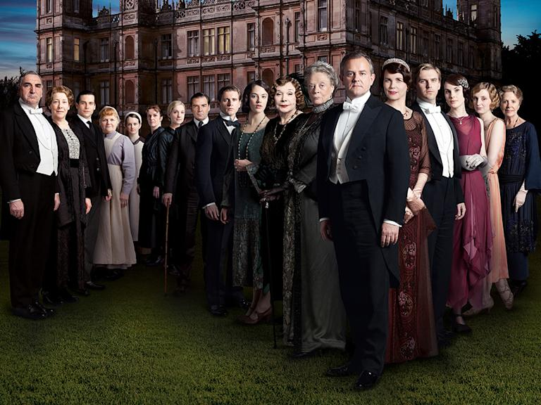 Downton Abbey (PBS, 1/6)