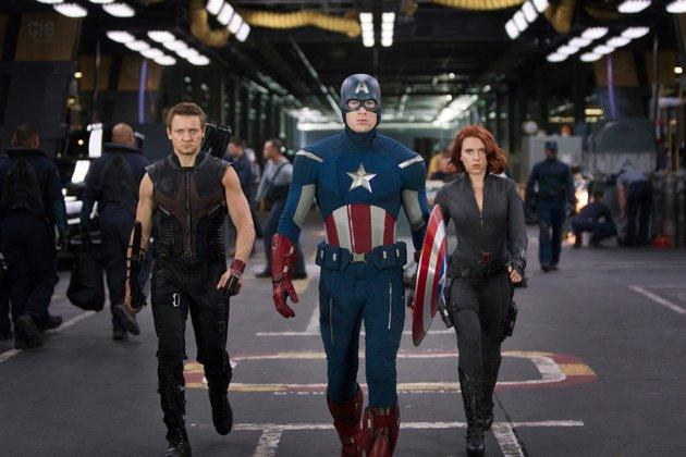 Yahoo! Exclusive: A Mom's eye view on carting the kids to 'The Avengers'
