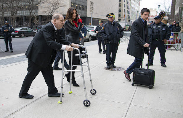 Harvey Weinstein Trial: 4 Men, 3 Women Selected for Jury So Far