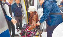 北捷履傳「卡腳」「卡輪椅」 議員砲轟要求改善