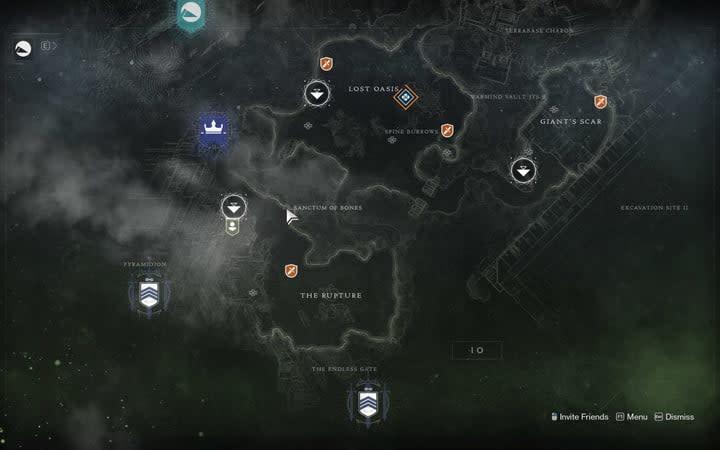 Destiny 2 Sanctum of Bones