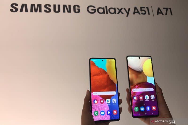 Samsung berencana luncurkan ponsel 5G murah