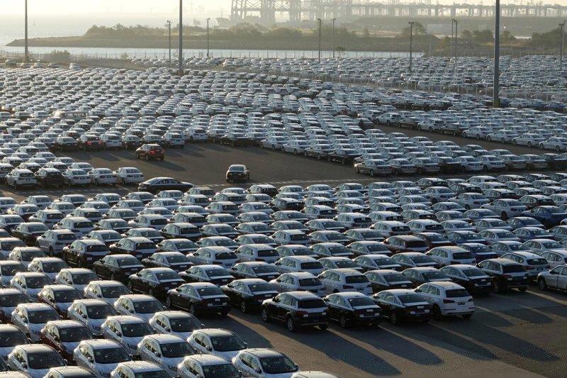 Laba produsen mobil China turun 20,7 persen pada semester I-2020