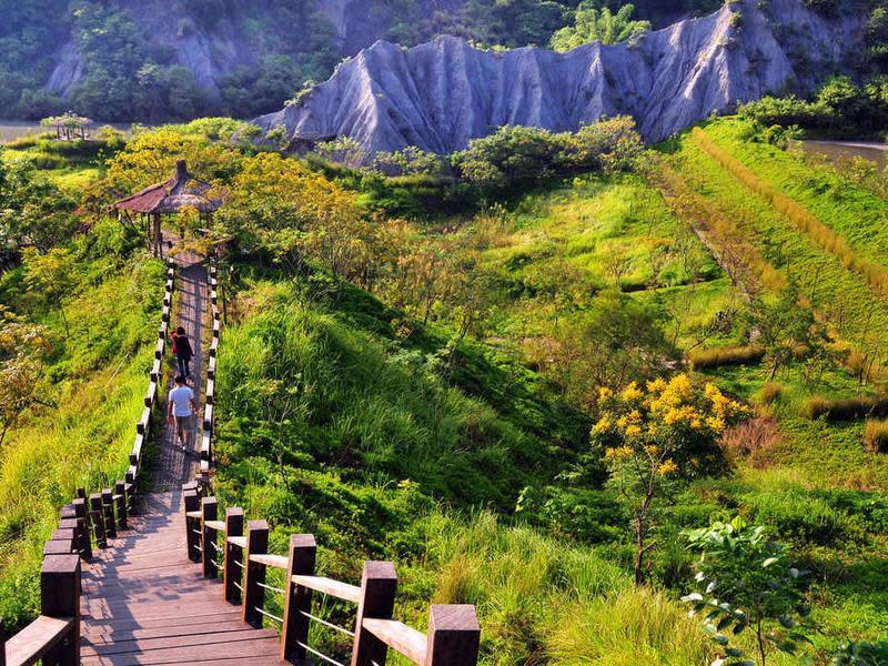 牛埔農塘步道