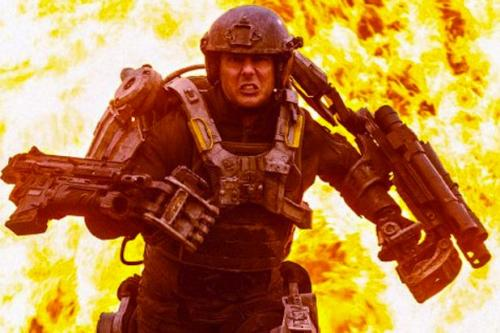 Tom Cruise Has a Painful 'Groundhog Day' in 'Edge of Tomorrow' Trailer (Video)