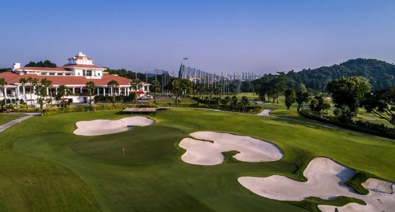 PHOTO: Sentosa Golf Club