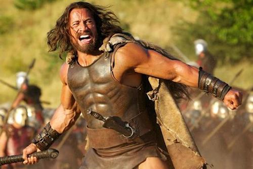 The Rock's 'Hercules' Look Revealed In First Full Movie Pics (Photo)