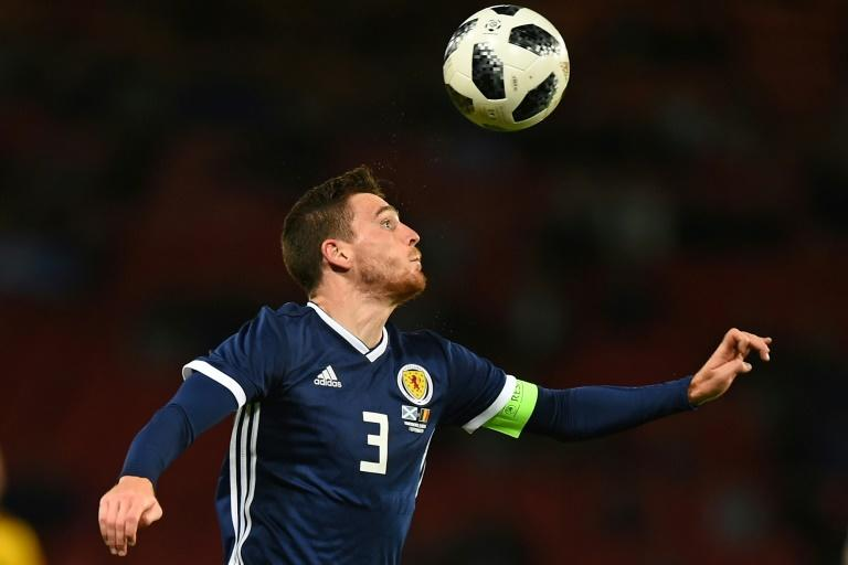 Robertson relieved as Scotland edge past newly-assembled Czechs