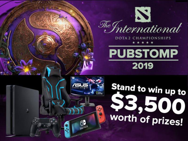The International 2019 Pubstomp