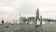 香港環島大賽維港落幕 「潮物」水翼單體帆船搶盡風頭