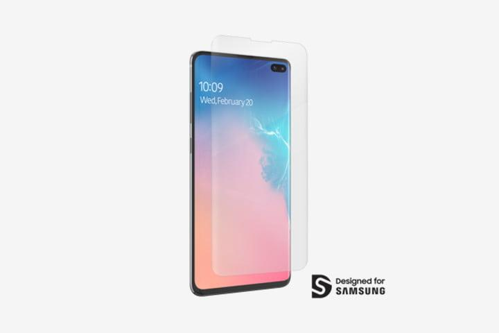 Zagg InvisibleShield Ultra Clear for Samsung Galaxy S10
